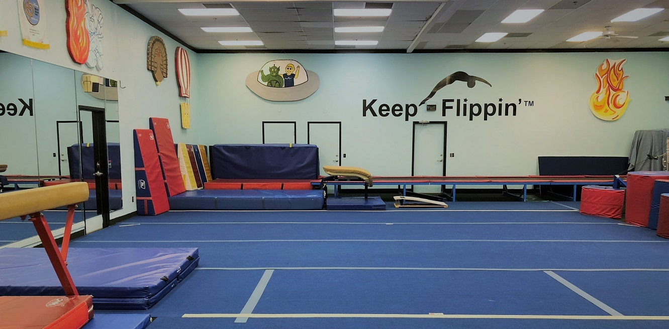 Keep Flippin' Gymnastics